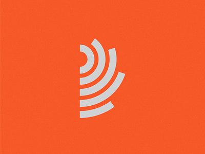 Daneshfar Print & Packaging Co. Logo Design   2021 monogram monotype logo maker logo mark graphicdesign packaging orange logo lounge logo love print vector illustrator logoinspiration design logo design logo logodesign branding