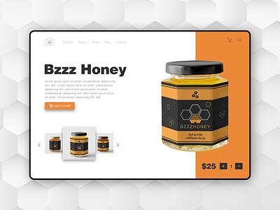 Online Shop Design graphicdesigner graphic  design website web design visiva user experience user interface uiux ui eshop landing page interface html graphic design developer honeybee daily ui css coders coder