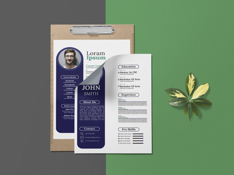 Resume Design graphicdesign flat flyer design logo brochure design design trending trendy branding professional resume corporate cv cv design resume design resume cv
