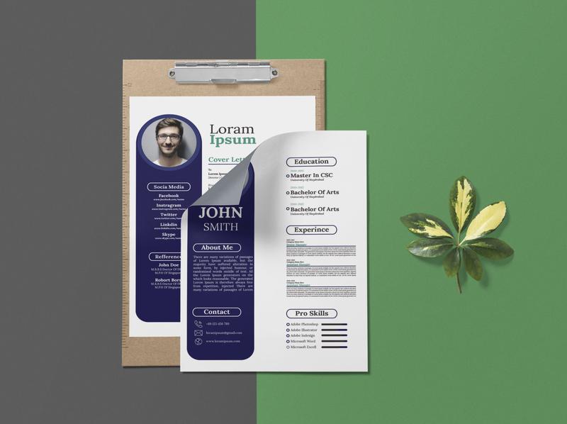 Resume Design graphicdesign flat flyer design logo brochure design design trending trendy branding professional resume corporate cv cv design resume design resume cv