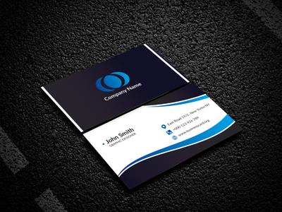 Business Card Design business cards company business card design business card design professional design business card corporate ui illustration vector logo design typography graphic design branding trendy