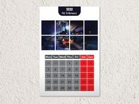 Wall Calender beautiful calendar 2021 calendar ui designer corporate corporate flyer vector graphic design flat typography trending design trendy branding calendar calendar design wall calendar