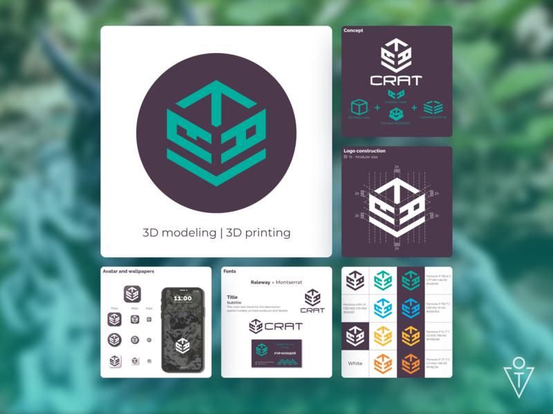 Create Amazing Things (Logo & Corporate Identity) corporate identity typography branding logo vector design art