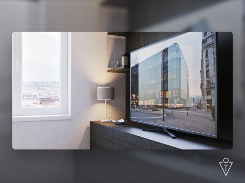 Interior Living room 2 (3D) interior 3dsmax 3d modeling house render architecture 3d design art