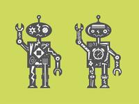 Shocking Robots