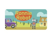 Ronnie Robot is here!