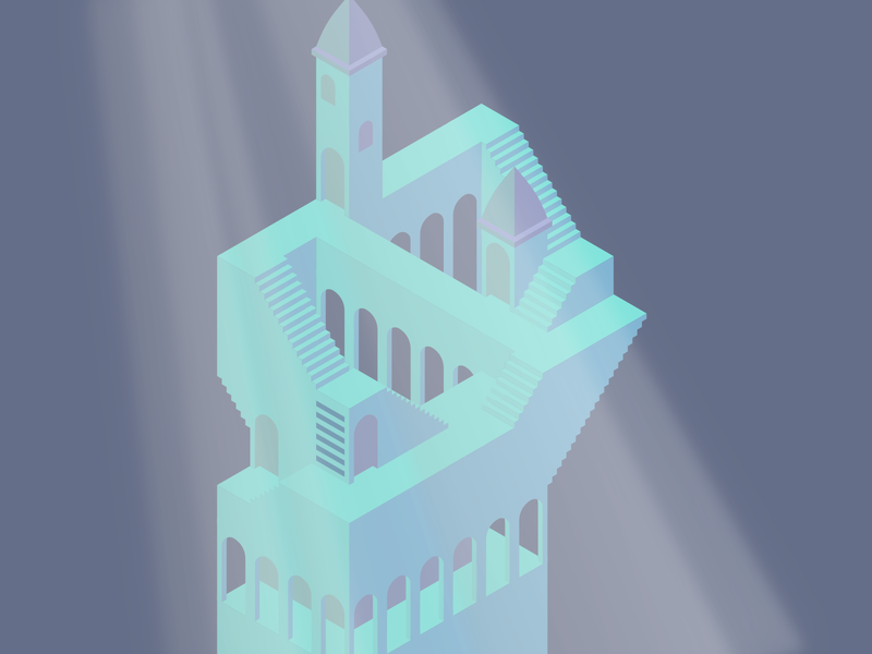 The Silent Kingdom (by Ento) design isometric design isometric silent kingdom the silent kingdom the kingdom silent ento