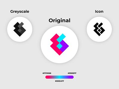 Possibly the Final Logo brand branding design colors minimalistic simple logo design vector logodesign identity branding and identity branding logo design entodesign ento design ento