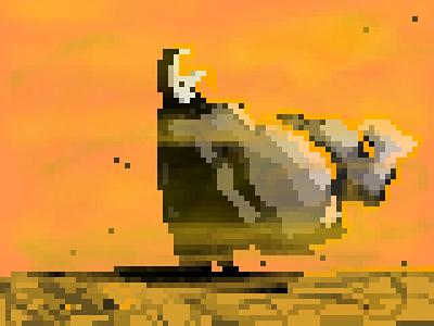Pixel Art 02 Hollow Knight art pixel art illustration design raster bitmap pixels pixel pixelart ento