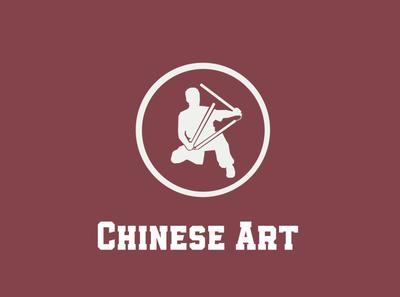 Logo Example vector logo wushu