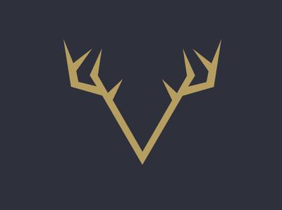Victoria game logo webdesign