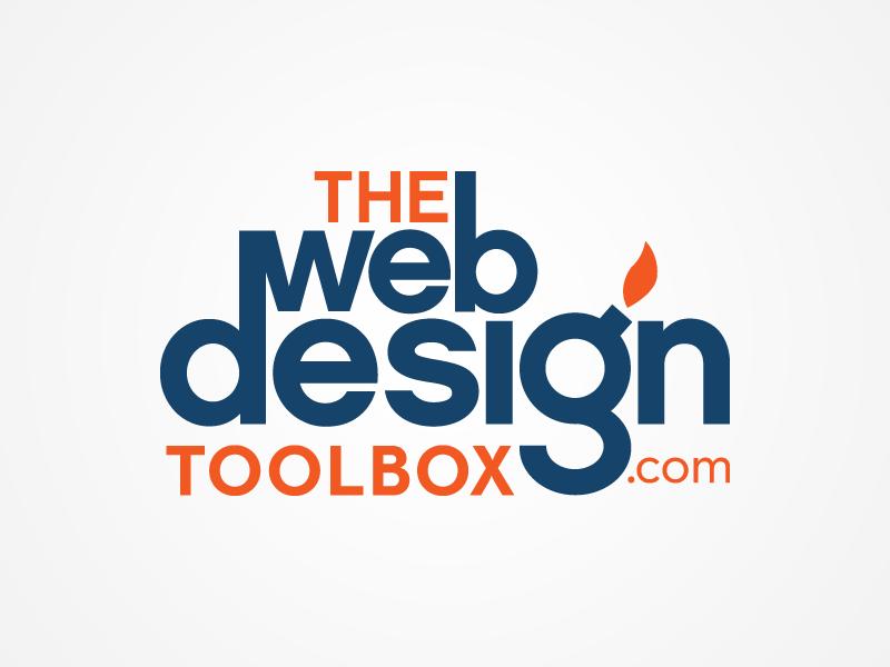 Web design toolbox final logo