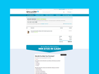 Ecommerce Checkout Confirmation