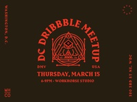 Dc dribbble meetup graphic teaser