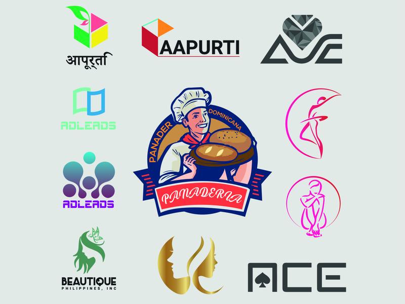 Logo Design Concept identity branding logo design concept logotype logodesign logo