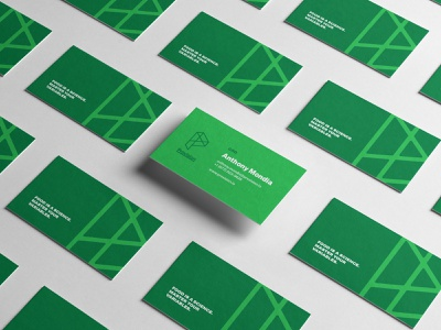 Provision Business Cards branding stationery business card card logo