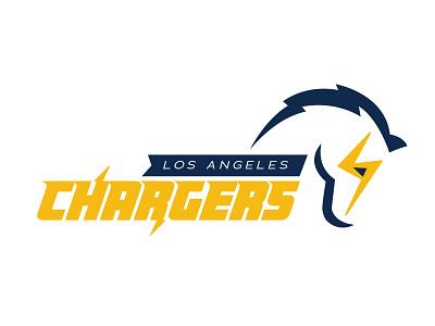 NFL LA Chargers Logo logo nfl chargers la