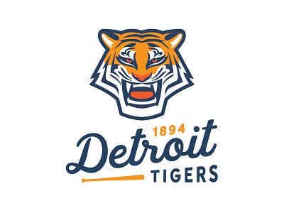 Detroit Tigers logo tigers detroit