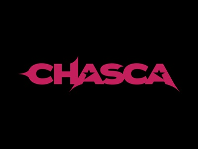 Chasca Logo chasca texas austin band rock glam