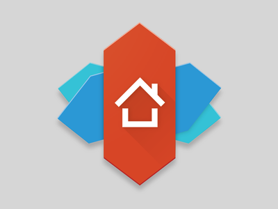 Nova Launcher material design live ui ux launcher android interface material design icon product