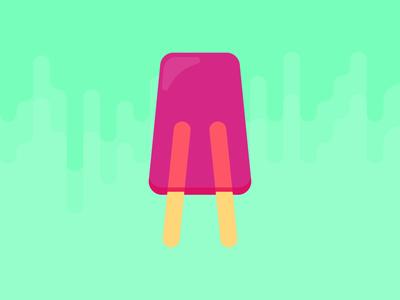 Cosmic Popsicle