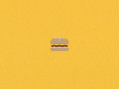 The unused sandwich icon
