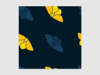 Basic moth pattern