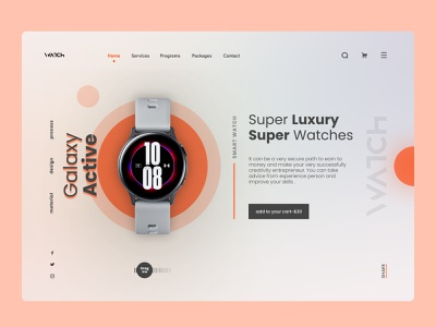 Watch graphic and web design uiux designer graphic design watch web design watch web modern a design unique design web deisgn website design landing page web design smart watch wrist watches clock