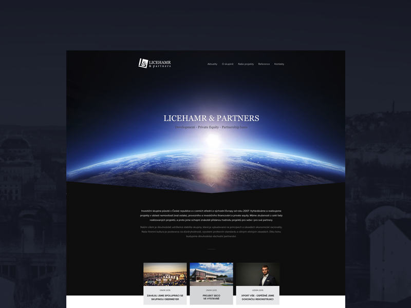 Licehamr microsite development semiflat contrast space header licehamr lawyer
