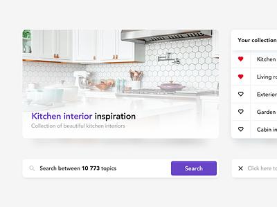 Website UI Kit simple webdesign ui kit