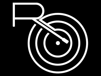 Raydar Ellis logo logo typography identity branding