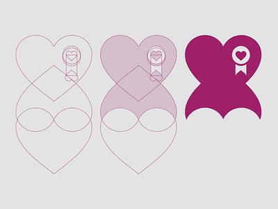 #PSPfit logo blueprint logo typography identity branding