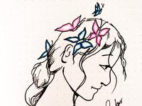 15 min Hand Sketch