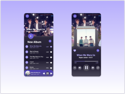 Music Player ui ux design ux design ux ui design ui music player mobile app app