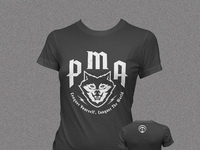 Pma women s mock