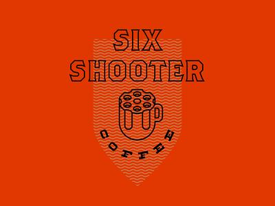Six Shooter Coffee Logo