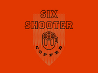 Six Shooter Coffee Logo