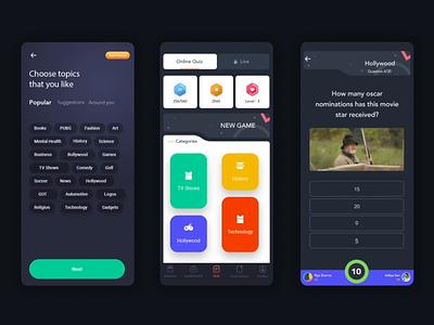 Designing India's first pub-and-play-anywhere quiz app app uxdesign ux uiux ui product design experiencedesign