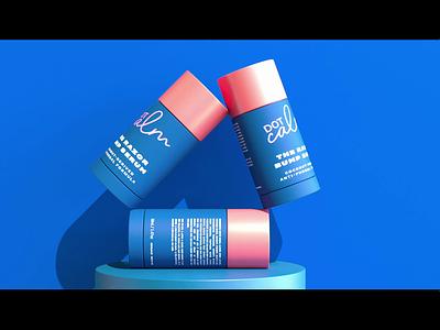 Dot Calm I Packaging Design motion graphics branding packaging design product design