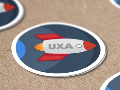 UX Assist stickers stickers