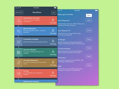 UX Assist screens ux iphone ios