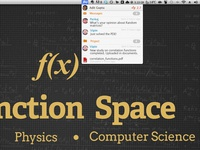 Function Space Mac Notifier