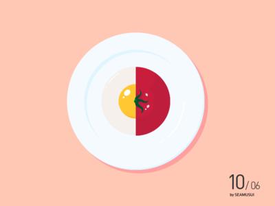 西红柿炒鸡蛋™