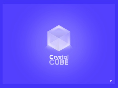 CrystalCube logo