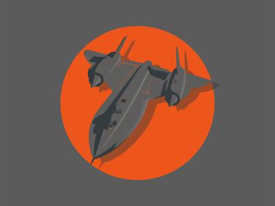 Black Bird design flat vector illustration