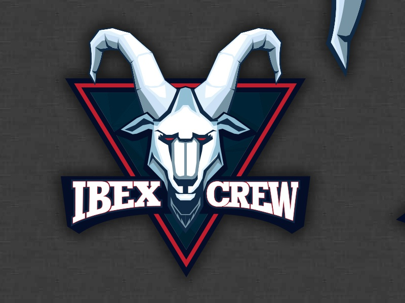 Ibex Crew Vector Illustration tolgagorgun ibex vector