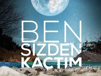 Ben Sizden Kaçtım - Bir Can Kazaz Albümü - 2017 video editing photo manipulation typography tolga gorgun tolgagorgun tolgagörgün cankazaz can kazaz album art music album cover bensizdenkactim