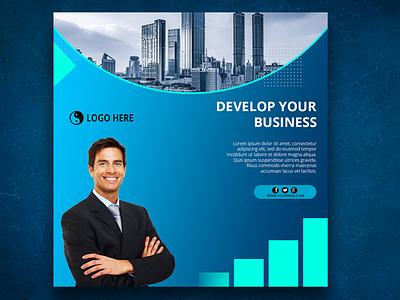 Web banner | Social media banner | Business banner. flyer desig flyer desig