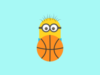 Minion Basketball
