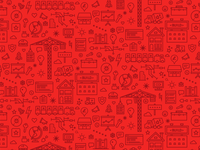 """Yelp """"Build Together"""" Pattern"""